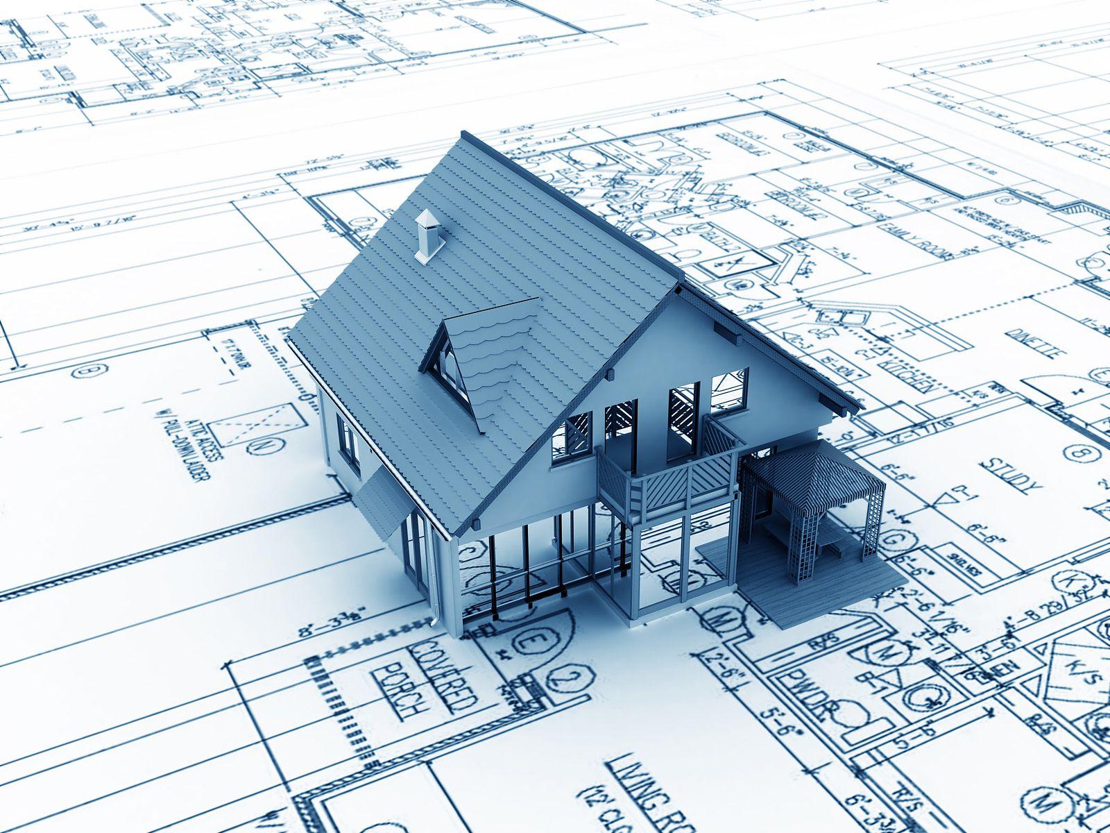 Blueprint - Получение разрешения на строительство